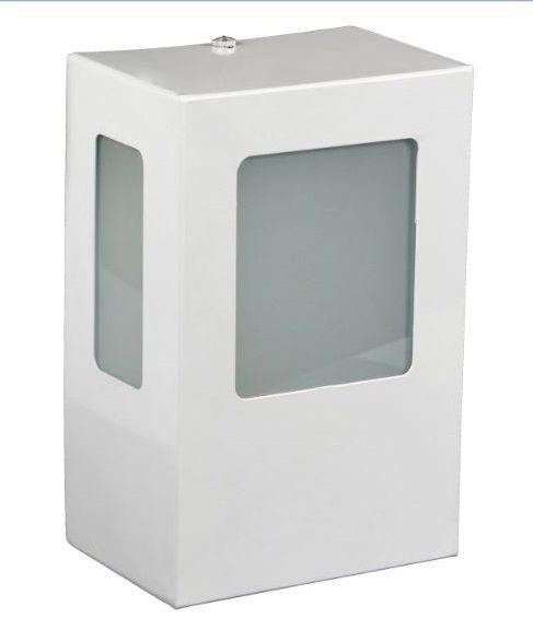 Arandela Retangular 1 lâmpada