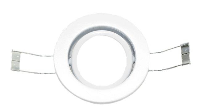 Spot Embutir Dicroica Redondo Direcionavel para Sanca/Gesso/Móveis