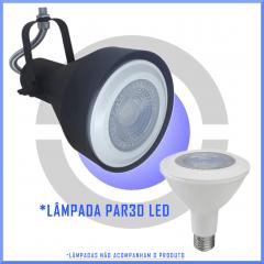 Spot Para Trilho PAR 30 LED entre 35W e 50W CDI CDMR