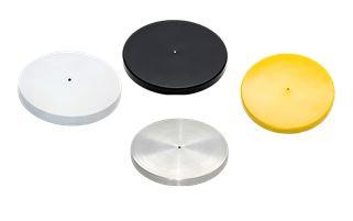 Canopla 19cm e 24cm com kit instalação – Cores