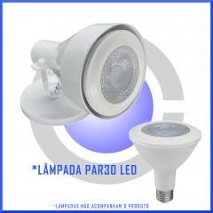 LUMINARIA SPOT SOBREPOR P/ LAMPADA PAR30